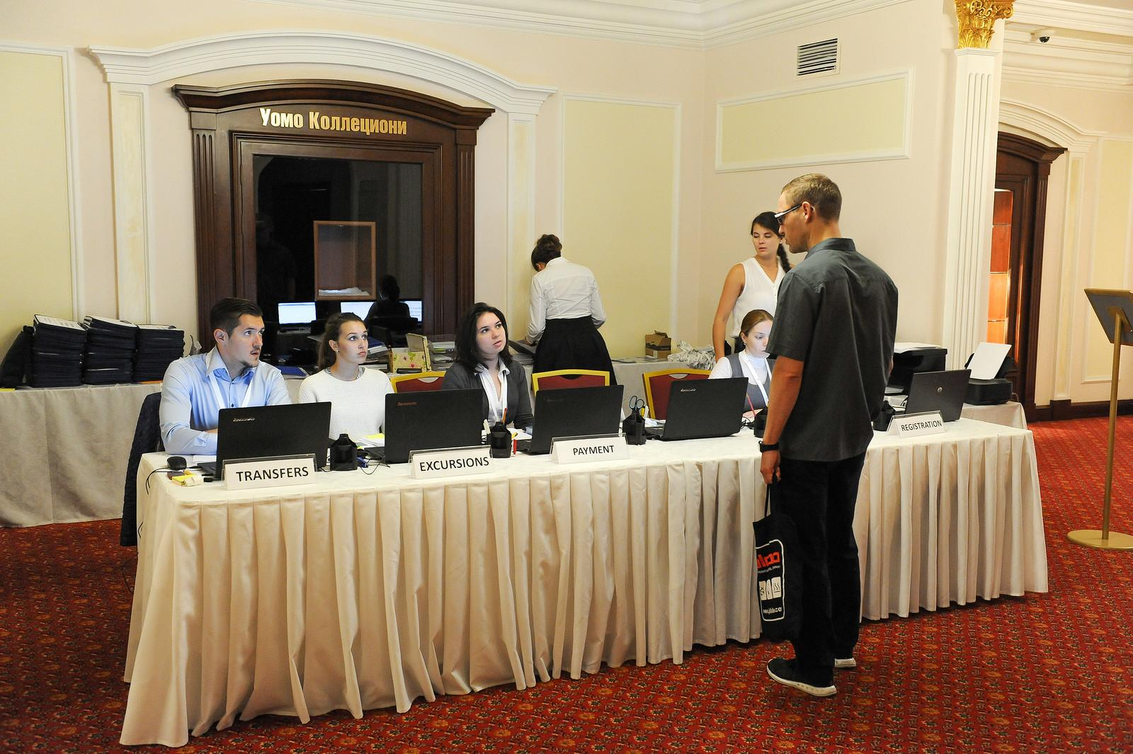 Moscow Hosted the 18th European Carbohydrate Symposium