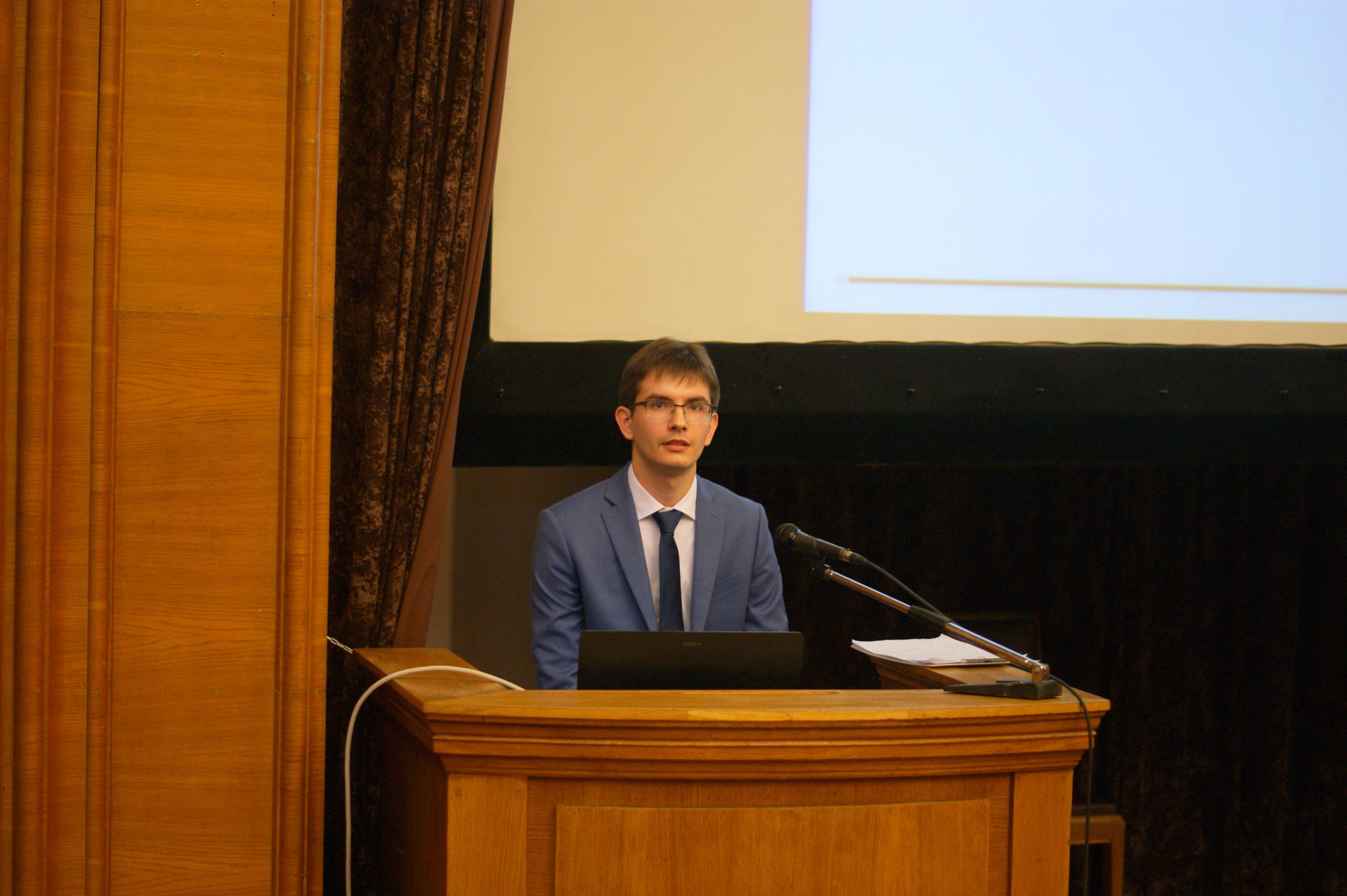 Аспиранты ИОХ РАН успешно защитили кандидатские диссертации  Аспиранты ИОХ РАН успешно защитили кандидатские диссертации